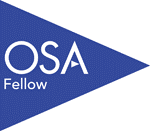 Prof. Jens Biegert selected as 2016 OSA Fellow